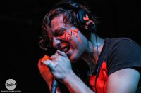 Robert DeLong Rocks Out in His Typical Neon Orange