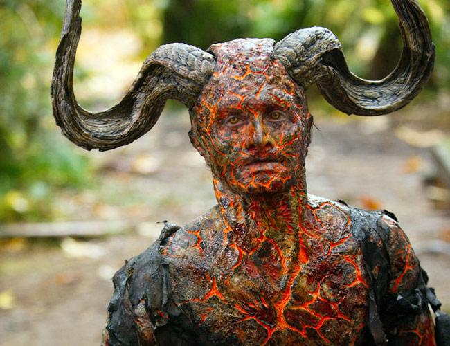Horns Devil