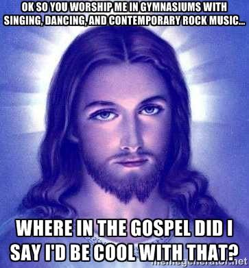 jesus rock worship