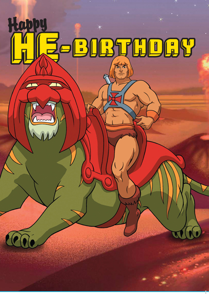 Birthday Card 2012
