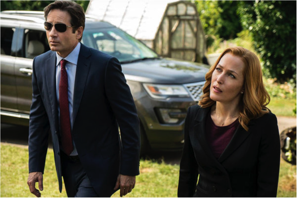 More Mulder & Scully