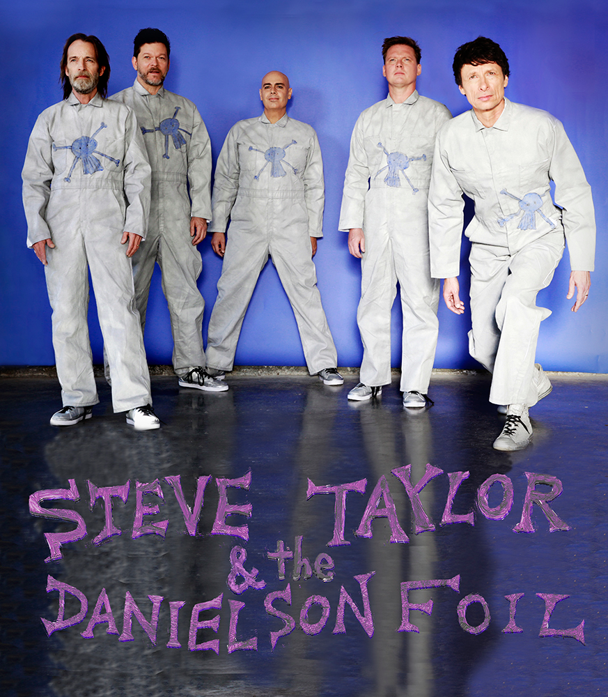 Steve Taylor and the Danielson Foil