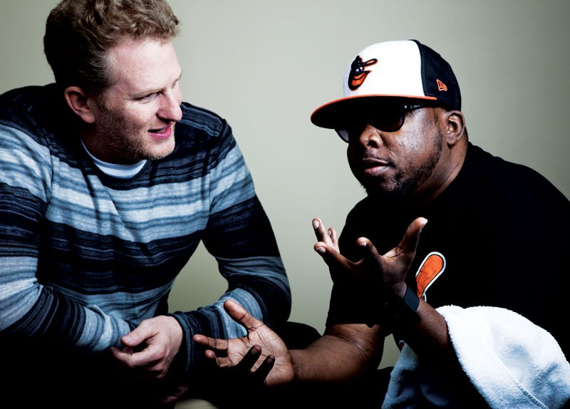 Phife and Rappaport