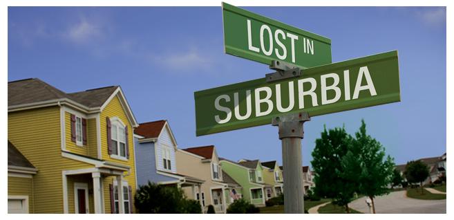 Suburban Hell