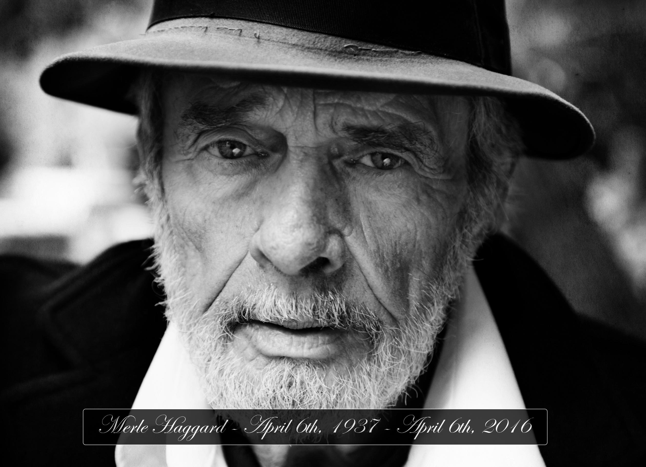 Merle Haggard Passes