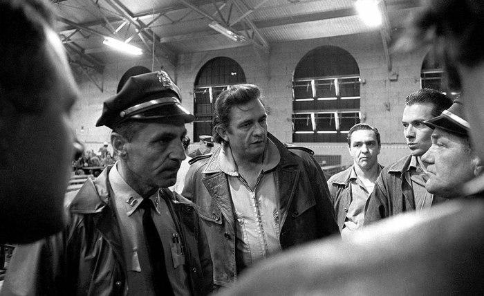 Merle Haggard San Quentin