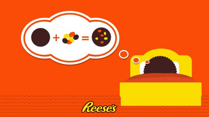 Reese's Pieces Cups