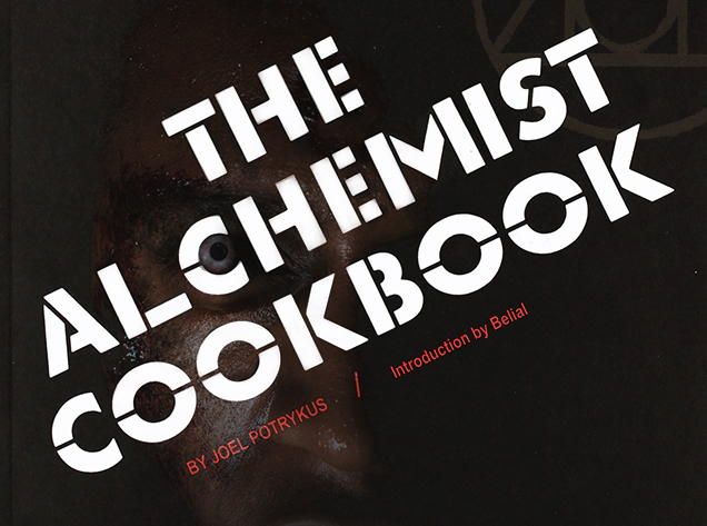 Alchemist Cookbook