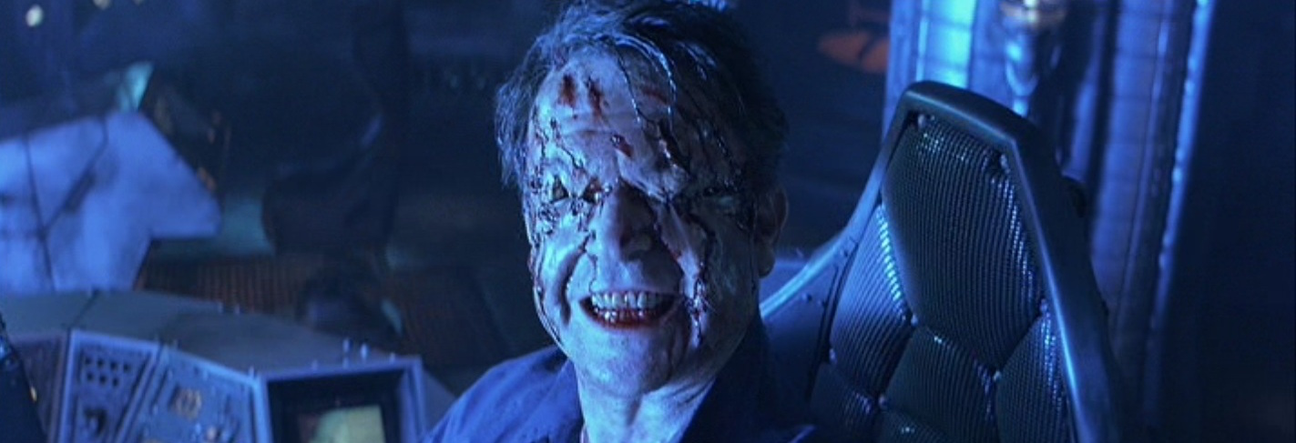 Sam Neill in Event Horizon