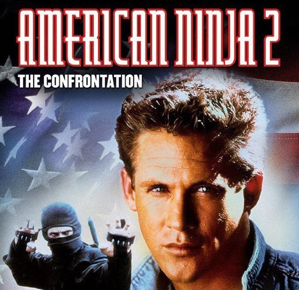Amercian Ninja 2