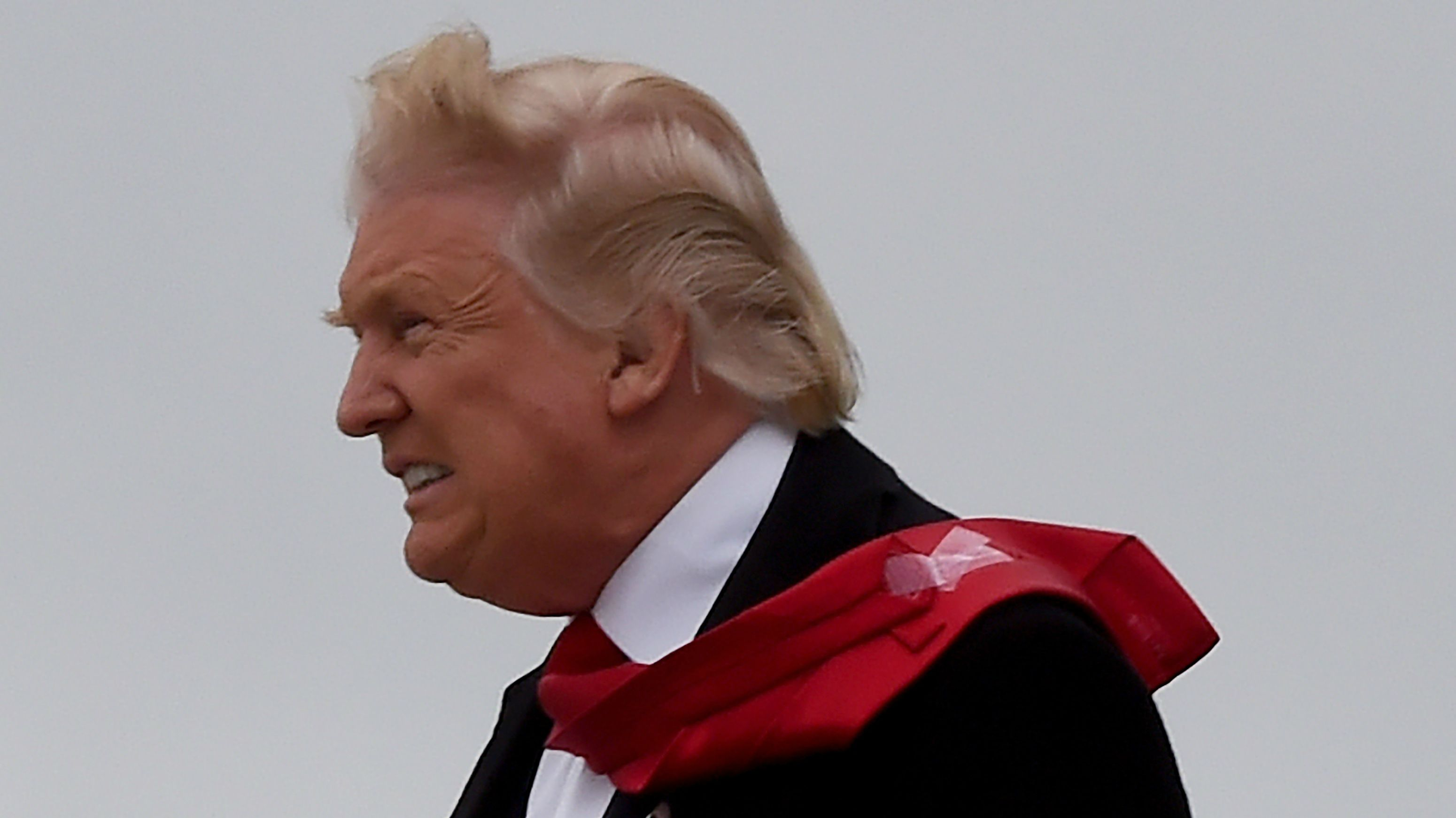 Donald Trump Tape Tie