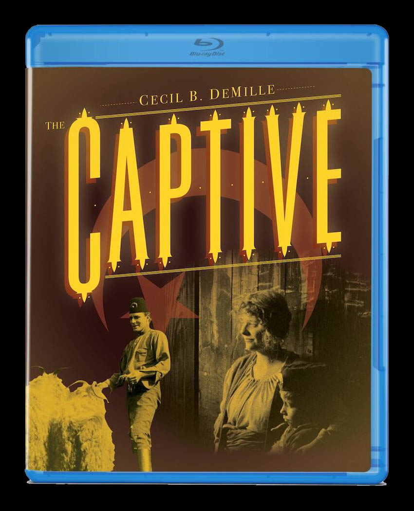 Image result for the captive demille poster