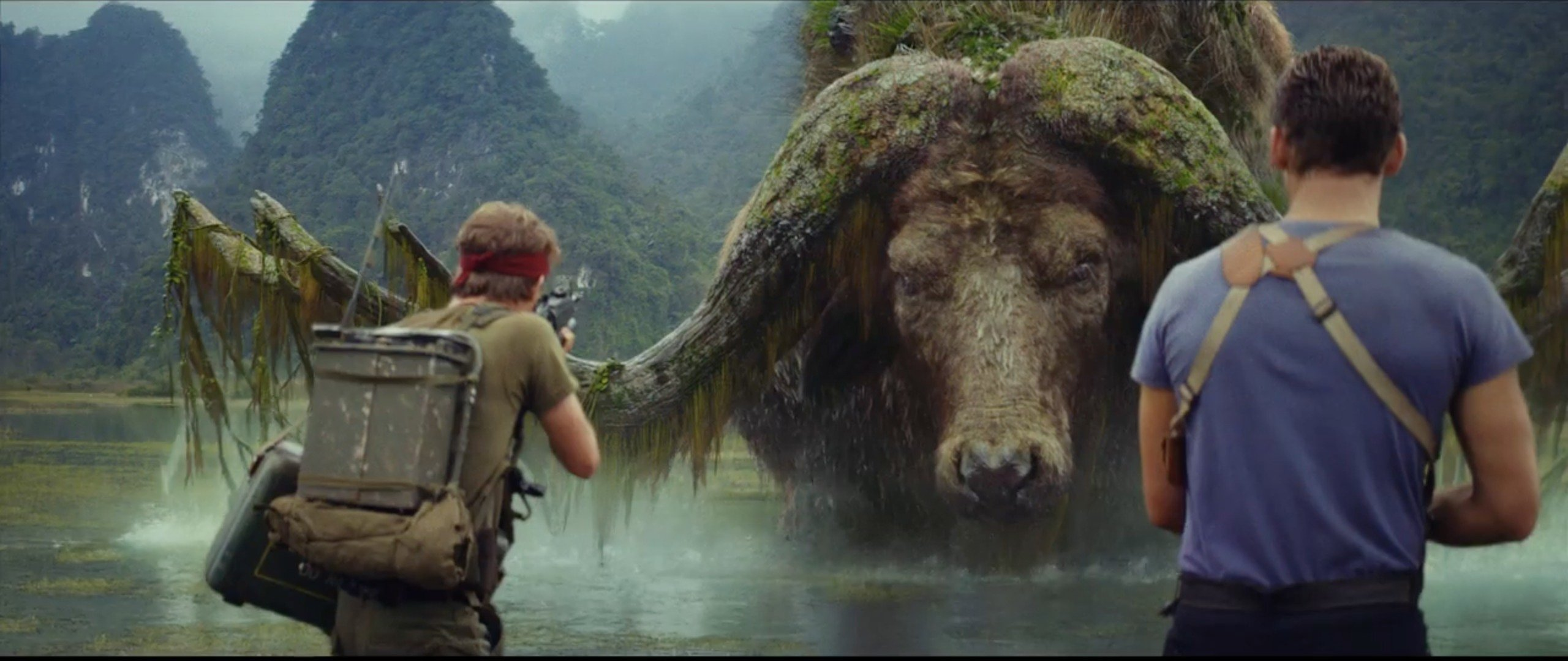 The Incredibly Fun KONG: SKULL ISLAND Makes a Monkey Out of