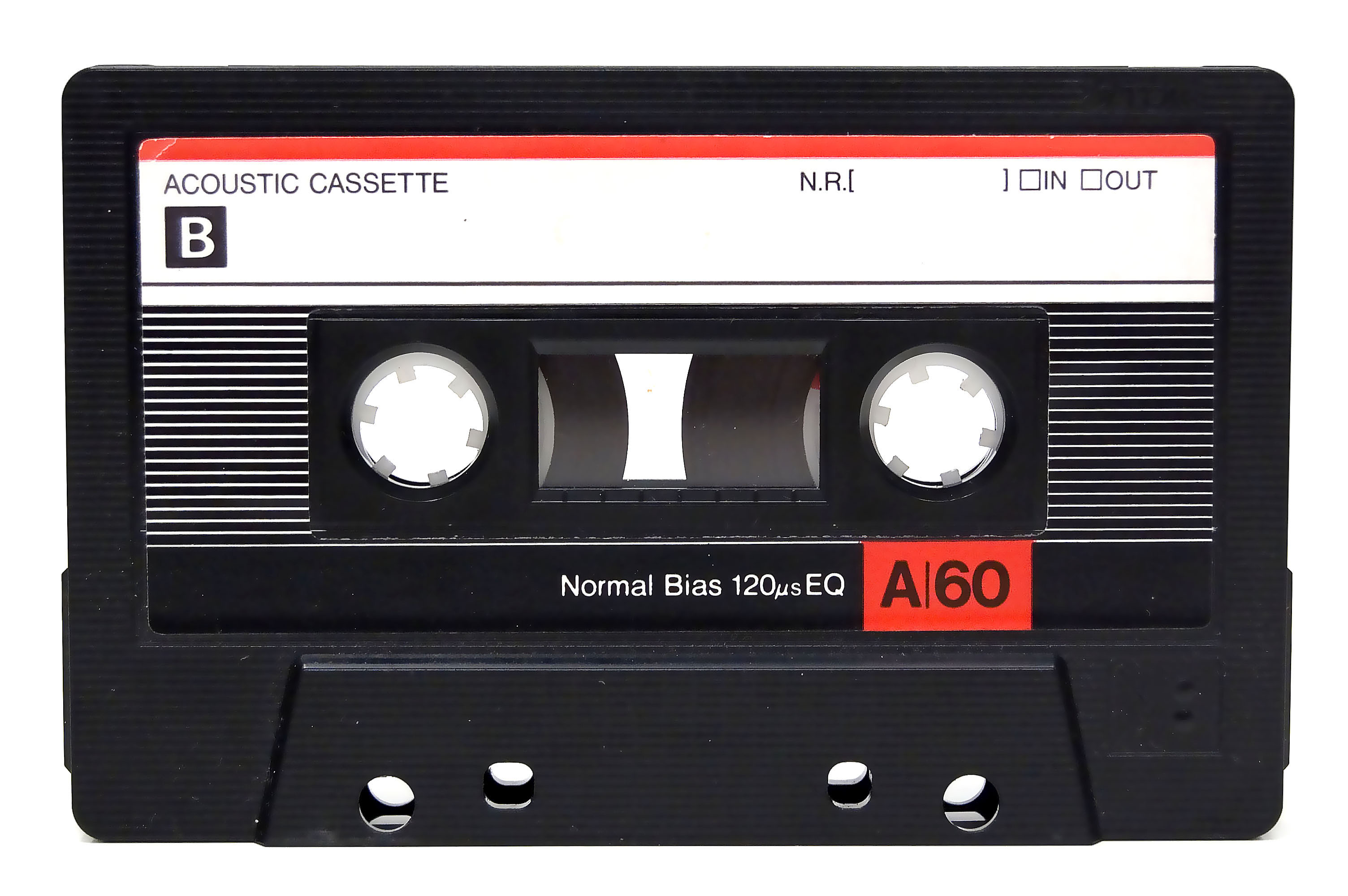 Audio Cassette Tape, 1993. - The Farsighted