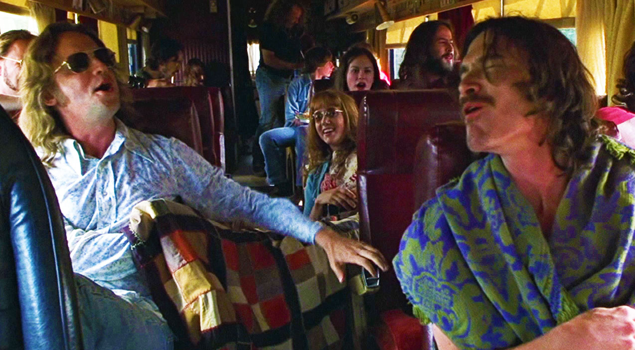 20 for 20: Rachael Stops By ALMOST FAMOUS to Visit Her Friends – The  Farsighted